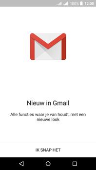 Acer Liquid Z630 - E-mail - e-mail instellen (gmail) - Stap 4