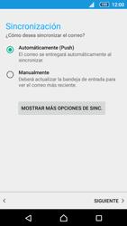 Sony Xperia Z5 Compact - E-mail - Configurar Outlook.com - Paso 10