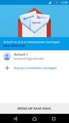 Sony E5603 Xperia M5 - E-mail - handmatig instellen (gmail) - Stap 15
