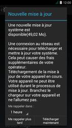 Acer Liquid Z410 - Réseau - Installation de mises à jour - Étape 8