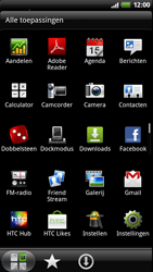 HTC Z710e Sensation - Buitenland - Bellen, sms en internet - Stap 4