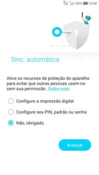 Asus Zenfone Selfie - Primeiros passos - Como ativar seu aparelho - Etapa 17