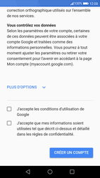 Huawei P10 - Android Oreo - Applications - Créer un compte - Étape 13
