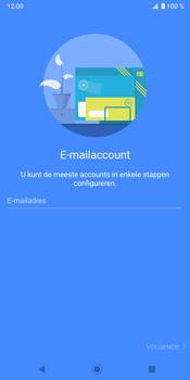Sony Xperia XZ3 - E-mail - e-mail instellen: IMAP (aanbevolen) - Stap 6