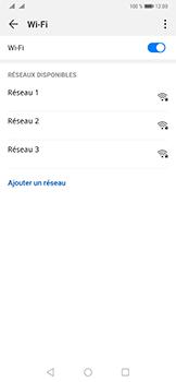Huawei Mate 20 Pro - Wifi - configuration manuelle - Étape 5