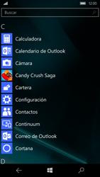 Microsoft Lumia 950 - Funciones básicas - Uso de la camára - Paso 3