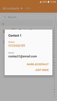 Samsung Galaxy J7 (2016) (J710) - Mms - Sending a picture message - Step 7