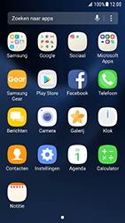 Samsung Galaxy S7 - Android N - Contacten en data - Contacten overzetten via Bluetooth - Stap 3