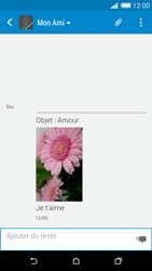 HTC Desire 816 - Contact, Appels, SMS/MMS - Envoyer un MMS - Étape 19