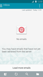 Samsung Galaxy S5 mini - Email - Manual configuration - Step 4