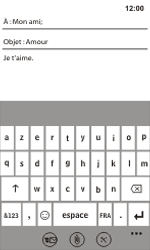 Nokia Lumia 800 - E-mail - envoyer un e-mail - Étape 8