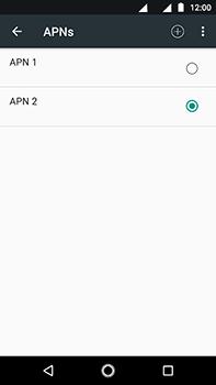 Motorola Moto Z2 Play - Internet (APN) - Como configurar a internet do seu aparelho (APN Nextel) - Etapa 19