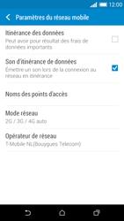HTC Desire 610 - Internet et connexion - Activer la 4G - Étape 7