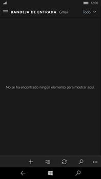 Microsoft Lumia 950 XL - E-mail - Configurar Gmail - Paso 14