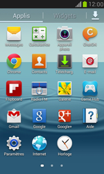 Samsung I8190 Galaxy S III Mini - Réseau - Changer mode réseau - Étape 3
