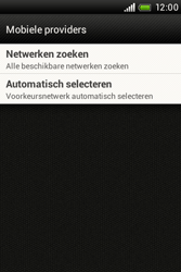HTC A320e Desire C - Netwerk - gebruik in het buitenland - Stap 8
