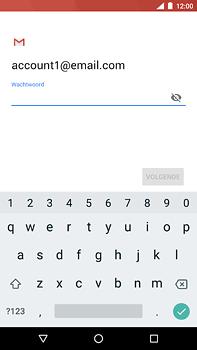 Nokia 6 (2018) - E-mail - Handmatig instellen - Stap 12