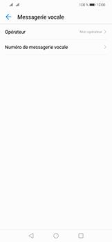 Huawei Mate 20 Lite - Messagerie vocale - Configuration manuelle - Étape 7
