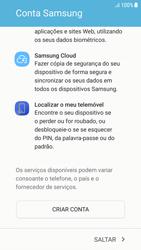 Samsung Galaxy A5 (2016) - Android Nougat - Primeiros passos - Como ligar o telemóvel pela primeira vez -  15