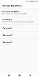 Sony Xperia XZ2 Compact - Réseau - Sélection manuelle du réseau - Étape 9
