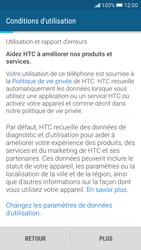 HTC Desire 626 - Premiers pas - Créer un compte - Étape 4