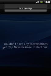 Sony Ericsson Xperia Mini Pro - Mms - Sending a picture message - Step 3