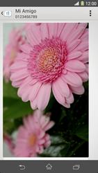 Sony Xperia Z1 - Mensajería - Escribir y enviar un mensaje multimedia - Paso 20