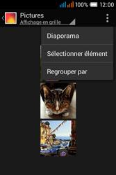 Alcatel OT-4015X Pop C1 - Photos, vidéos, musique - Envoyer une photo via Bluetooth - Étape 6