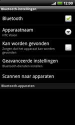 HTC A7272 Desire Z - Bluetooth - headset, carkit verbinding - Stap 6