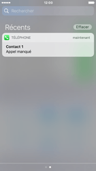 Apple iPhone 6 iOS 10 - iOS features - Personnaliser les notifications - Étape 14