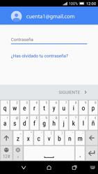HTC One A9 - E-mail - Configurar Gmail - Paso 12
