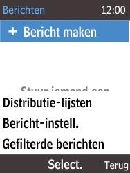 Nokia 216 - SMS - Handmatig instellen - Stap 5