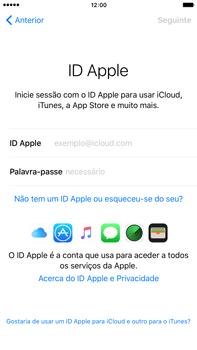 Apple iPhone 6s Plus - Primeiros passos - Como ligar o telemóvel pela primeira vez -  19