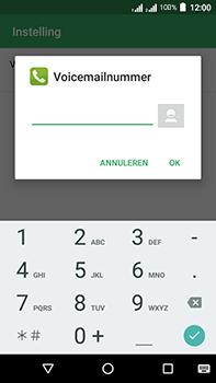 Acer Liquid Zest 4G Plus - Voicemail - handmatig instellen - Stap 11