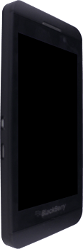 BlackBerry Z10 - Premiers pas - Découvrir les touches principales - Étape 6