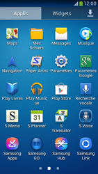 Samsung C105 Galaxy S IV Zoom LTE - Internet - activer ou désactiver - Étape 3