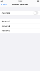 Apple iPhone 8 - iOS 13 - Network - Usage across the border - Step 6