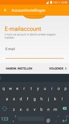 Alcatel Shine Lite - E-mail - Handmatig instellen - Stap 6