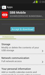 Samsung I8190 Galaxy S III Mini - Applications - Download apps - Step 23
