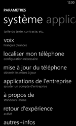 Nokia Lumia 520 - Appareil - Mises à jour - Étape 5