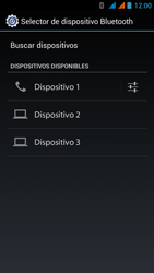 Wiko Stairway - Bluetooth - Transferir archivos a través de Bluetooth - Paso 9