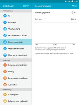 Samsung Galaxy Tab A 9.7 (SM-T555) - Internet - Uitzetten - Stap 7