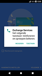 Sony Xperia XZ - Android Oreo - E-mail - e-mail instellen (outlook) - Stap 10