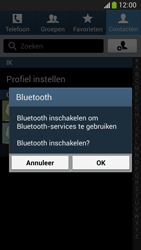 Samsung C105 Galaxy S IV Zoom LTE - Contactgegevens overzetten - delen via Bluetooth - Stap 10