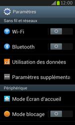 Samsung S7710 Galaxy Xcover 2 - Bluetooth - connexion Bluetooth - Étape 6