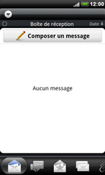 HTC S510e Desire S - E-mail - envoyer un e-mail - Étape 3