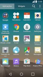 LG C70 / SPIRIT - Email - Configurar a conta de Email -  4