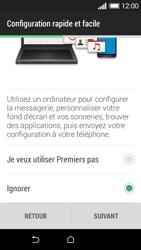 HTC Desire 510 - Premiers pas - Créer un compte - Étape 29