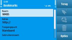 Nokia N97 - Internet - Internetten - Stap 10