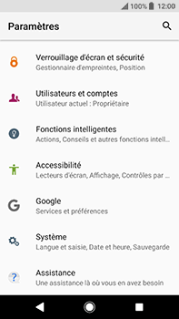 Sony Xperia XA2 Ultra - Sécuriser votre mobile - Activer le code de verrouillage - Étape 4
